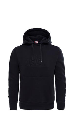 The North Face Drew Peak sweater Heren zwart